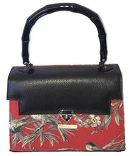 Load image into Gallery viewer, 4072 Kelly Bag Songbird Red