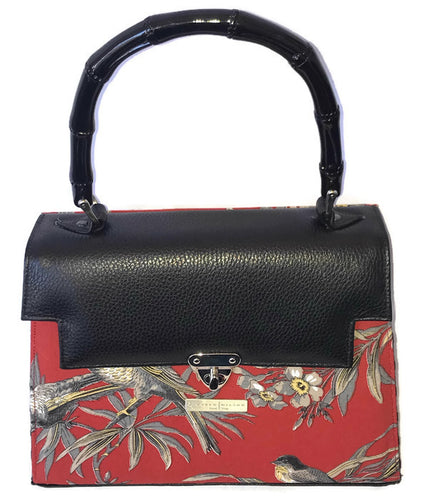 4072 Kelly Bag Songbird Red
