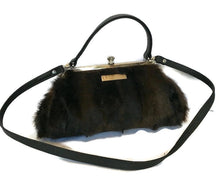 Load image into Gallery viewer, 4077S-Faux Mink/Chestnut