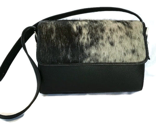 2072- Salt/Pepper Camera Bag