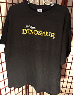 Walt Disney Pictures World Premiere of Dinosaur T Shirt May 13, 2000 XL