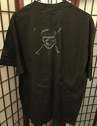 Pirates Of The Caribbean Skull T Shirt Size XL