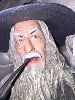Sideshow Lord Of The Rings Gandalf The Grey Sideshow SAMPLE of 500 WB