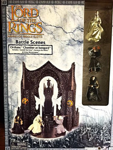 The Lord Of The Rings Armies Of Middle Earth Battle Scenes Warriors
