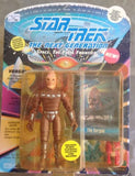 Star Trek The Next Generation Space Final Frontier Vorgen figure,cards