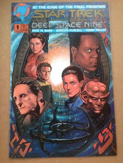 Star Trek: Deep Space Nine, #1 (Comic Book) 1993