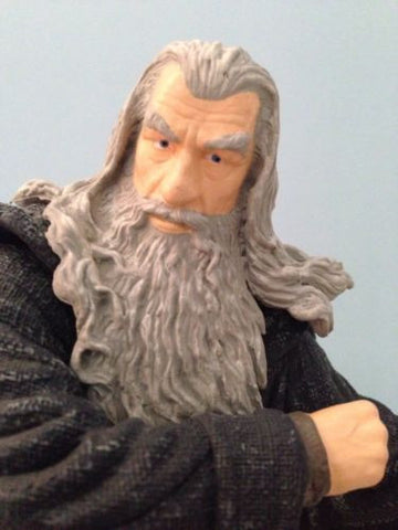 lord of the Rings Gandolf The Grey Figure