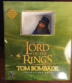 Lord Of The Rings Tom Bombadil MiniBust 2008 Convention Gentle Giant Figure