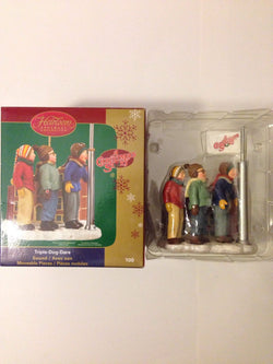 A Christmas Story Triple Dog Dare Collection Holiday Figure
