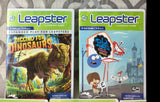 Leapster & Leapster 2 Learning Games Lot of 5 pre K to 2nd Grade (4-8 Years)