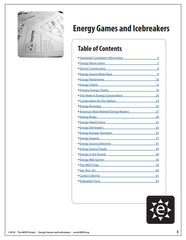 Energy Games and Icebreakers (Free PDF Download)
