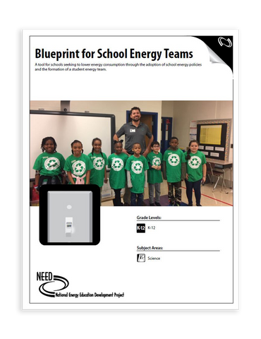 Blueprint for School Energy Teams (Free PDF Download)