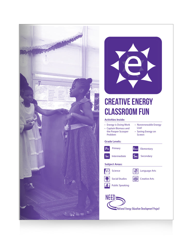 Creative Energy Classroom Fun (Free PDF Download)
