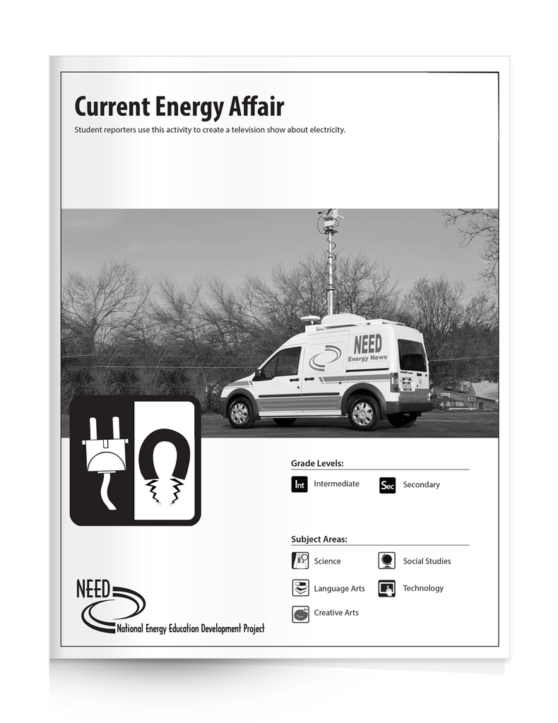 Current Energy Affair (Free PDF Download)
