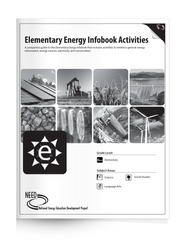 Energy Infobook Activities (Free PDF Download)