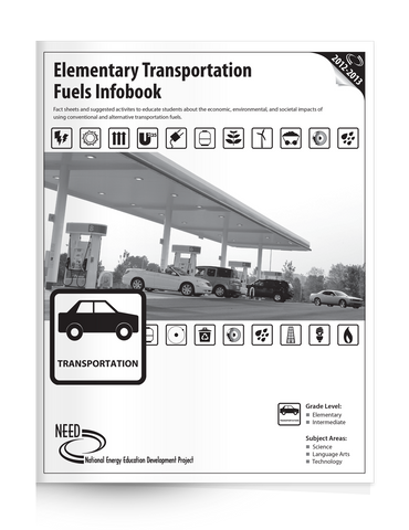 Elementary Transportation Fuels Infobook (Free PDF Download)