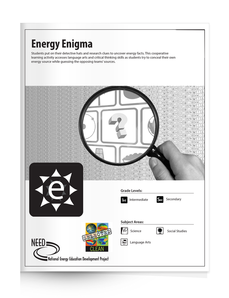 Energy Enigma (Free PDF Download)