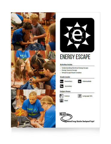 Energy Escape Sampler (Free PDF Download)