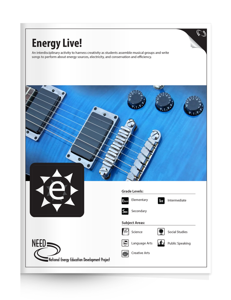 Energy Live! (Free PDF Download)