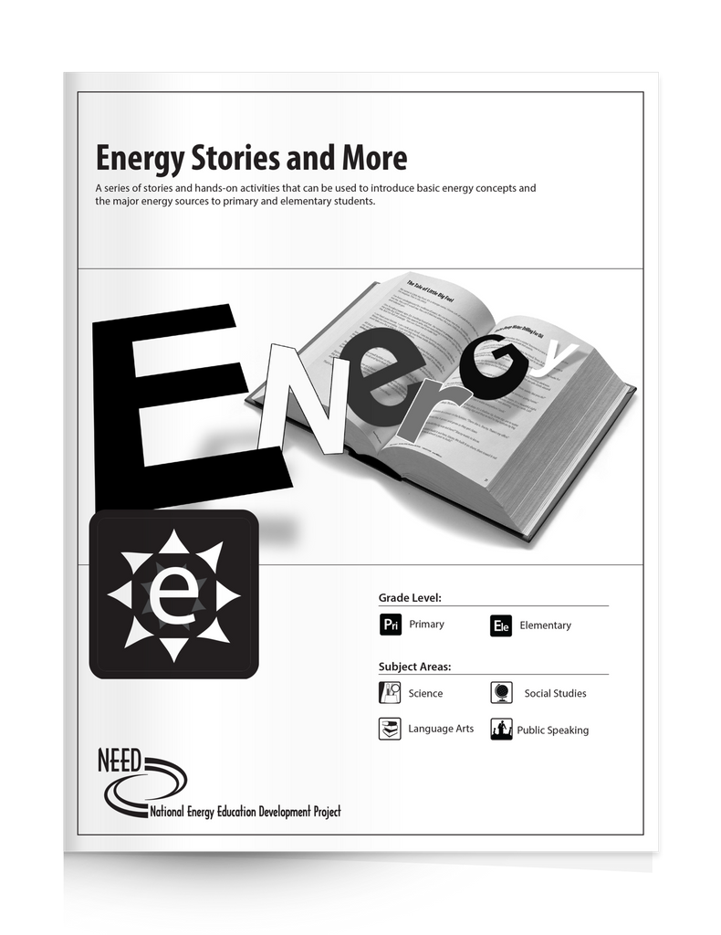 Energy Stories and More (Free PDF Download)