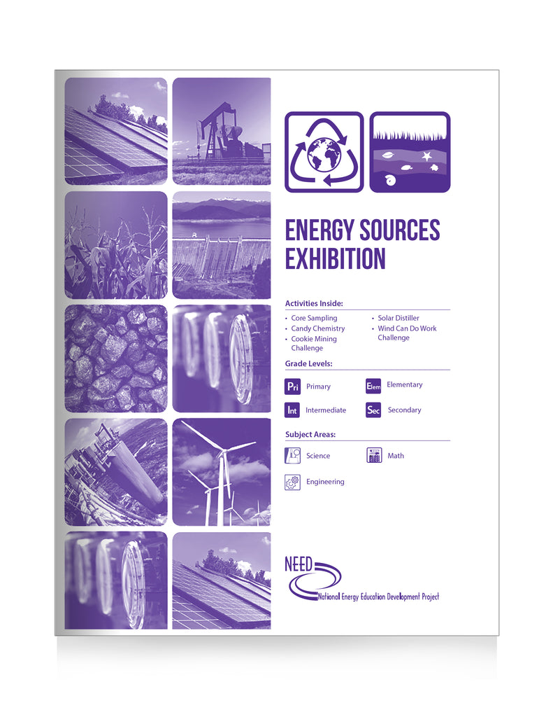 Energy Sources Exhibition (Free PDF Download)