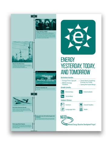 Energy Yesterday, Today, and Tomorrow (Free PDF Download)