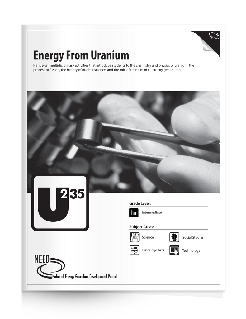 Energy From Uranium (Free PDF Download)