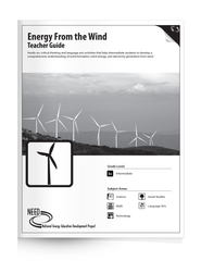 Energy from the Wind (Intermediate)