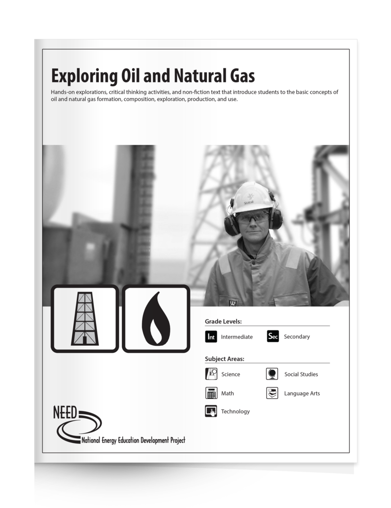 Exploring Oil and Natural Gas
