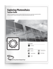 Exploring Photovoltaics (Secondary)