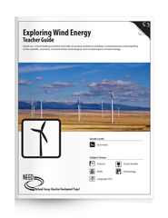 Exploring Wind Energy (Secondary)