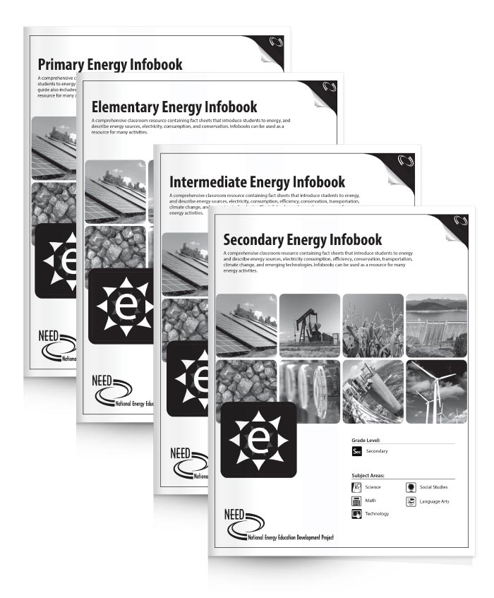 Energy Infobooks (Free PDF Download)