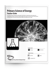 Primary Science of Energy