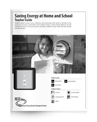 Saving Energy at Home and School