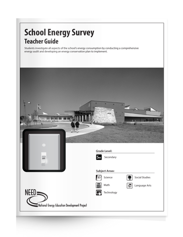 School Energy Survey (Free PDF Download)