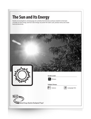 The Sun and Its Energy (Primary)