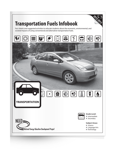 Transportation Fuels Infobook