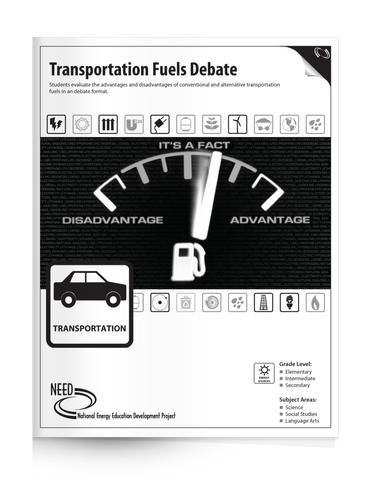 Transportation Fuels Debate (Free PDF Download)