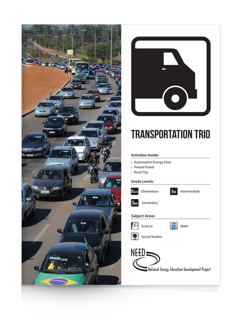 Transportation Trio (FREE PDF Download)