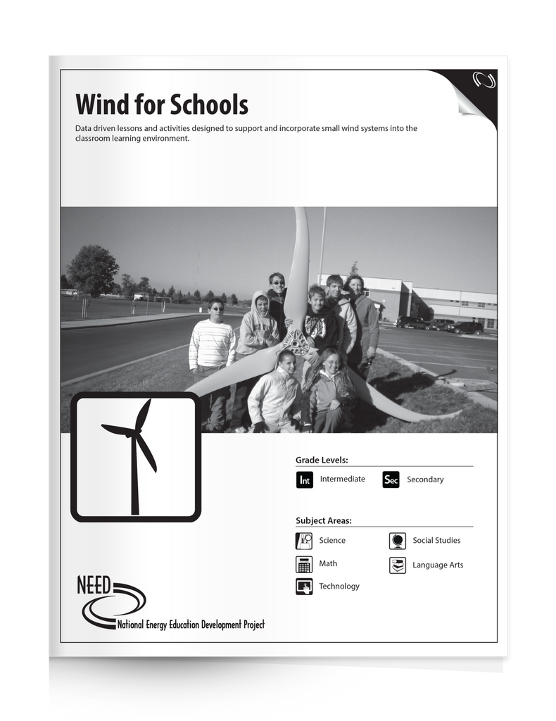 Wind for Schools (Free PDF Download)