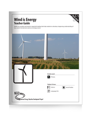 Wind is Energy (Primary)