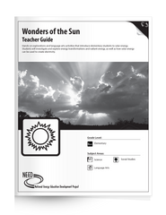 Wonders of the Sun (Elementary)