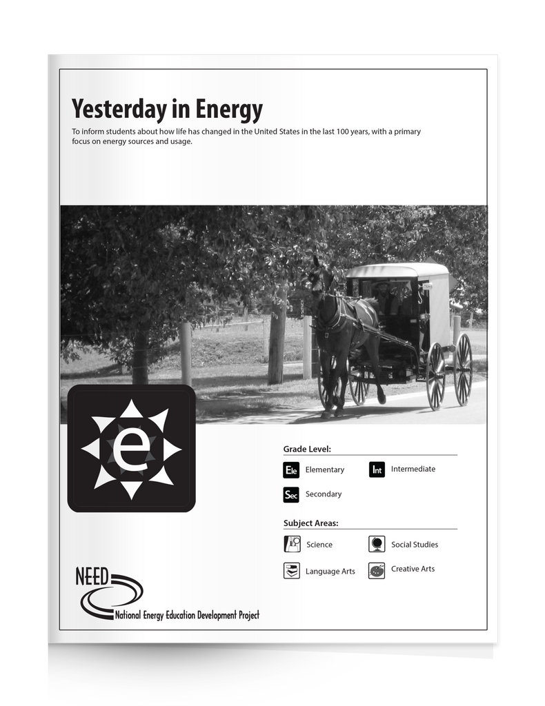 Yesterday in Energy (Free PDF Download)