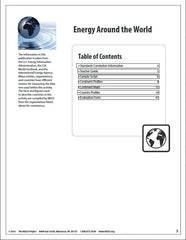 Energy Around the World (Free PDF Download)