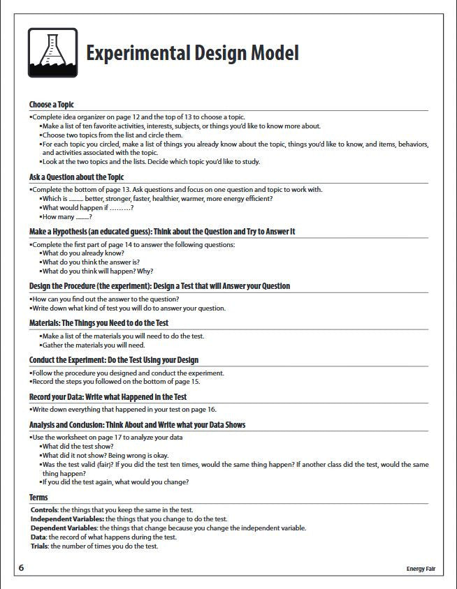 energy fair free pdf download the need project
