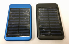 Solar Charger and Battery Backup