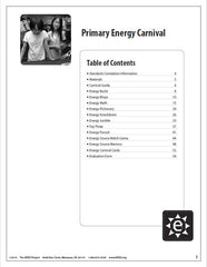 Primary Energy Carnival (Free PDF Download)