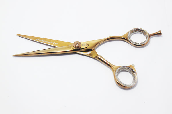 "New KR Professional Japanese 5.5"" Golden hair cutting scissor KR-0003 - Shear & Thinner, ShearStore - ShearStore, New KR Professional Japanese 5.5"" Golden hair cutting scissor KR-0003 - Shear, New KR Professional Japanese 5.5"" Golden hair cutting scissor KR-0003 - Shears & Thinners, New KR Professional Japanese 5.5"" Golden hair cutting scissor KR-0003 - Thinner, New KR Professional Japanese 5.5"" Golden hair cutting scissor KR-0003 - Scissor"