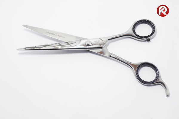 "New Professional Japanese Stainless Steel 7"" Scissor (KR-0024XL) - ShearStore"
