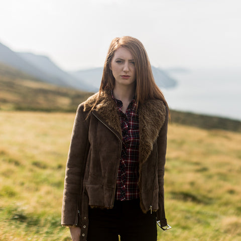 HAWFINCH Shearling Jacket